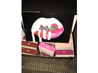 KYLIE matt liquid lipstick & lip liner selling £15 each or 4 colours for £50