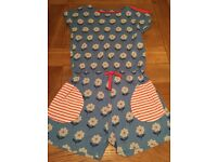 Girls 9-10 years Boden playsuit. Ideal for holidays!