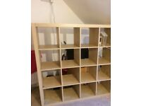 Ikea storage unit / book shelf
