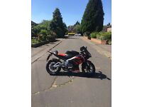 Aprilia Rs125, Full Power, + EXTRAS