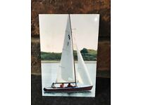 19 ft sailing boat for sale