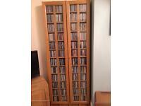 Ikea cd shelves