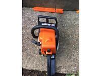 Stihl ms180 petrol chain saw