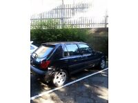 FORD FIESTA 1.3 2002 MANUAL FOR SALE
