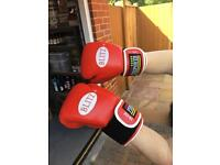Boxing Gloves 10oz Leather
