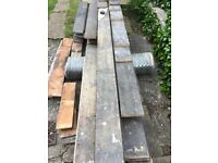 Victorian pine floorboards - 40 sq/m available