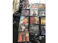 Cds for sale 40 plus, including compilations, 50s, 60s 70s 80s different genres. £50