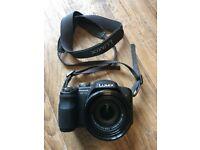 Panasonic Lumix DMC-FZ18 Digital Camera - Black & Accessories