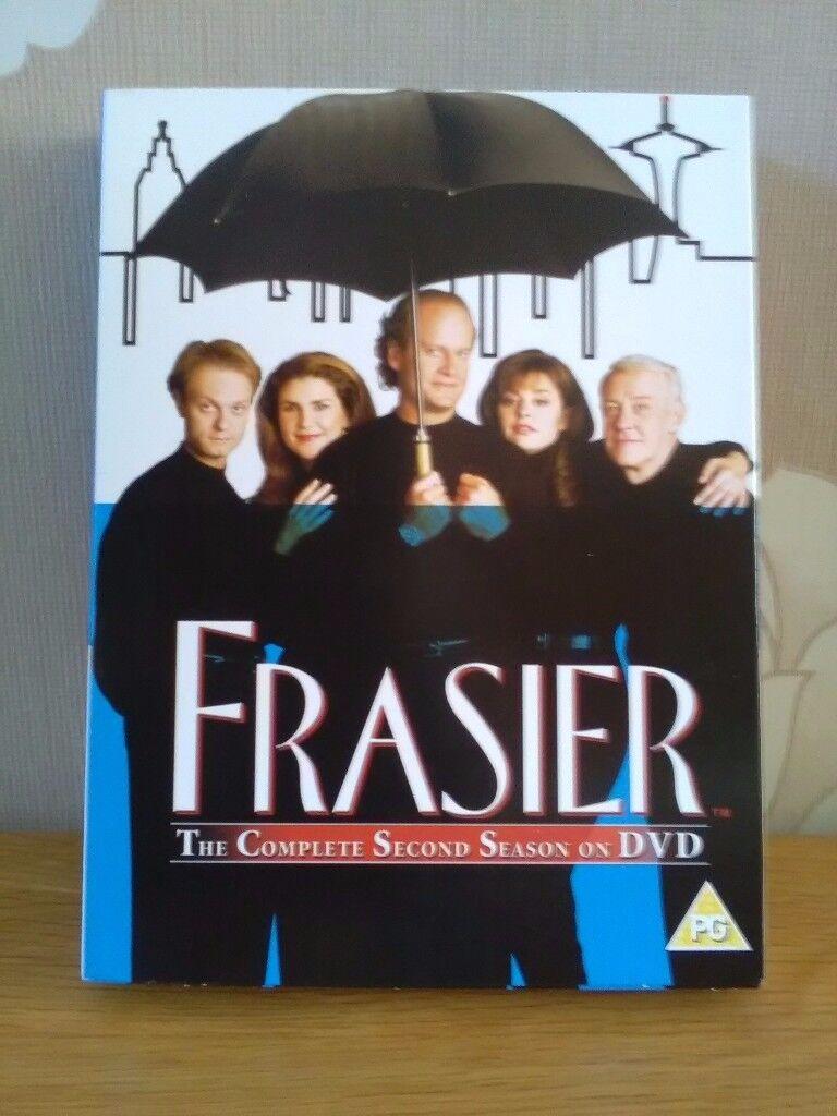 FRASIER - complete series 2 dvd set