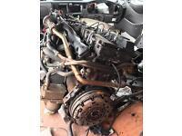 Ford transit engine spares or repair