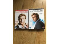 The mentalist the complete first and second season dvds