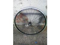 rear mountain bike wheel