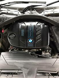 Bmw 2.0 Diesel engine cover in carbon fibre