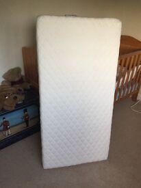 John Lewis Premium Foam Cot Mattress 120 x 60cm
