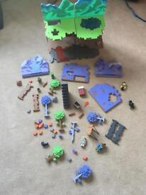 Minecraft Cole mine