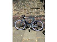 Single speed bike.
