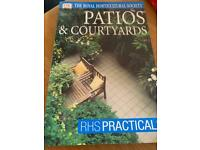 Patios and Courtyards by Royal Horticultural Society (Paperback, 2002)