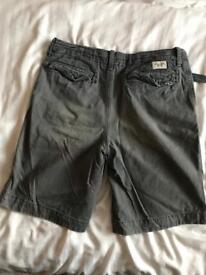 Abercrombie shorts, size L
