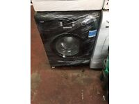 nice black beko washing machine it's 7kg 1400 spin in excellent condition in full working order