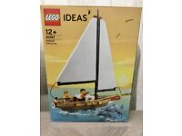 Lego Ideas 40487 - Sail Boat Adventure