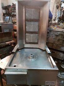 Archway Kebab Machine 3 Burner