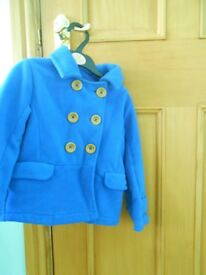 Blue coat age 3 Next pre owned