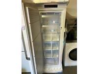 Brand new hotpoint larder freezer...CURRYS PRICE £408...free delivery installation