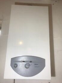 Main multipoint FF gas water heater