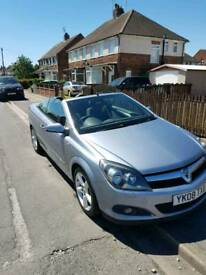 2008 Vauxhall Astra Twin Top Sport 1.6