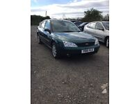Automatic ford mondo lx in full service history lovely smooth driving car unmarked interior mot