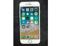 iPhone 7 32GB, unlocked, gold colour, mint condition, full working.