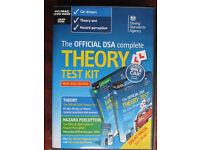 Theory Test kit Official DSA kit