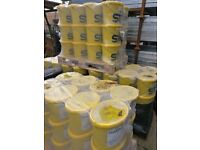 StoSilco K - 25KG tubs (StoColor 35232 - Grey) - 4 pallets of 24 tubs available