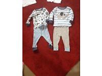 12 to 18 months boys pyjamas