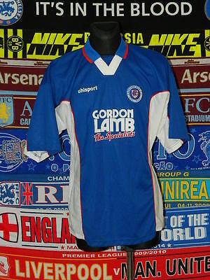 4.5/5 Chesterfield adults XL 2003 rare football shirt jersey trikot soccer image
