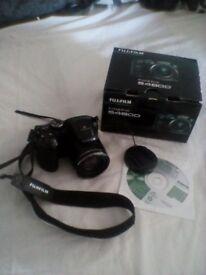Fujifilm s4800 digital camera