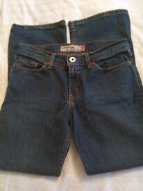 Ladies LEVIS Jeans.550.bootcut .nice