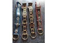 ManMat semi slip dog collars