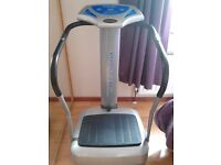 Powervibe Exercise Vibrating Machine