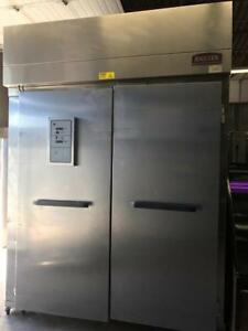 Baxter RPW2S Double Roll In Retarder / Proofer Cabinet
