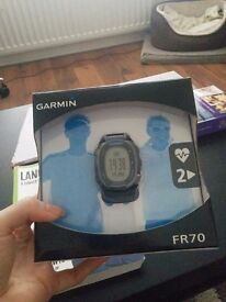 Garmin sports watch