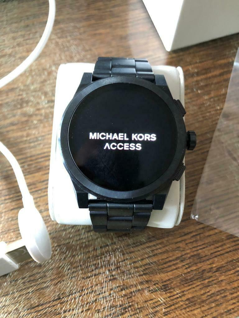193de66ba69b Michael Kors smart watch. Stockton-on-Tees