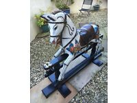Hand crafted/painted Rocking Horse