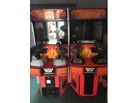 Alien 3 The Gun arcade machine