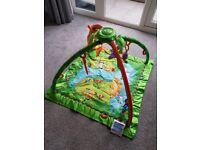 Fisher Price Rainforest Baby Play Mat