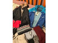 Huge kids bundle 90% river island, Fred Perry, French connection, next, Ben sherman