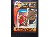 Angry Bird playing cards
