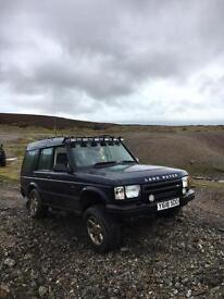 Land Rover discovery 2 td5 1500 ono