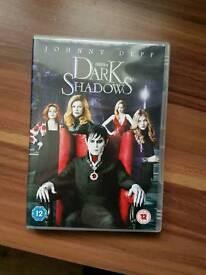 Dark Shadows DVD