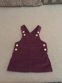 Cute baby girl dress 0-3 months